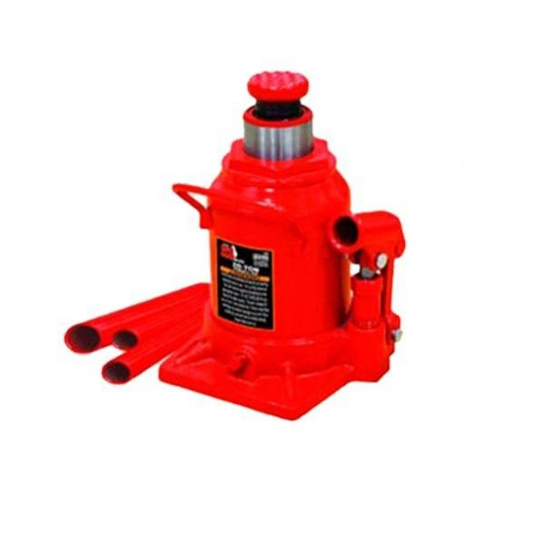 Cric hidraulic butelie 20T Big Red Foto 1