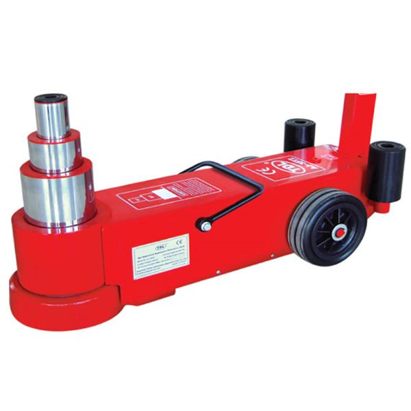 Cric hidro pneumatic 50T Big Red Foto 1