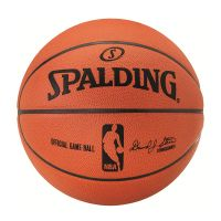 Minge Spalding Official NBA Game Ball 2010