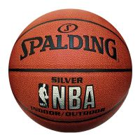 Minge Spalding NBA Silver In/Out