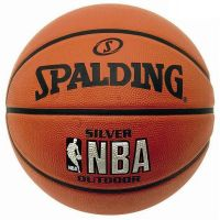 Minge Spalding NBA Silver Youth Outdoor