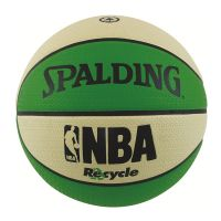 Minge Spalding NBA Recycle green/white