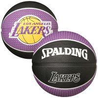 Minge Spalding Teamball L.A. Lakers 5