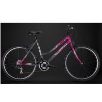 Bicicleta Drag 24 Hacker Lady