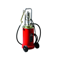 Pompa de gresat pneumatica Big Red