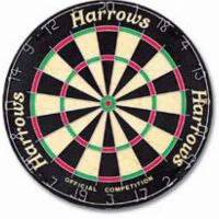 Darts Harrows Official Competition Bristle