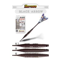 Sageti Harrows Black Arrow
